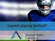 Injured Playing Football?