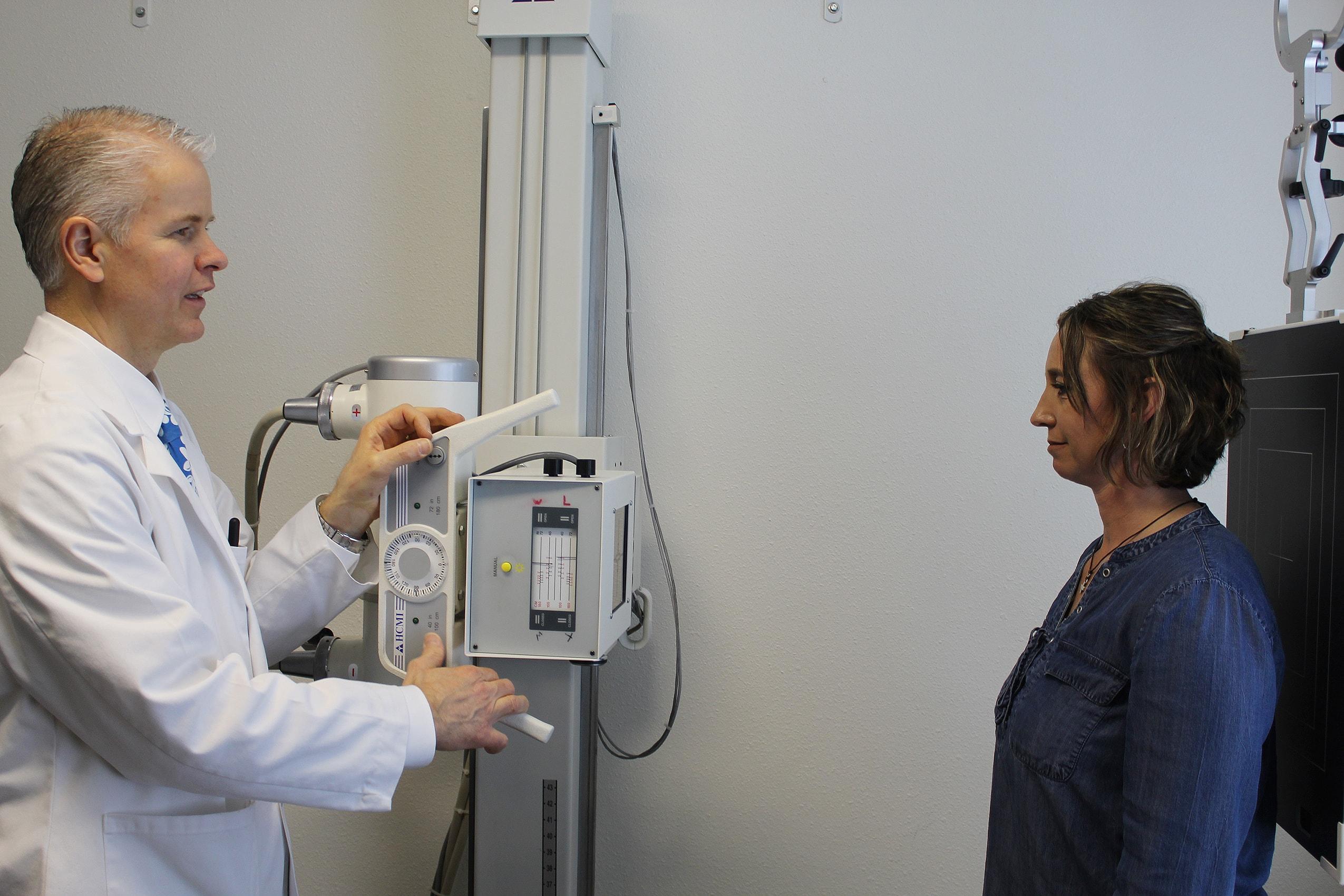 x-ray procedure