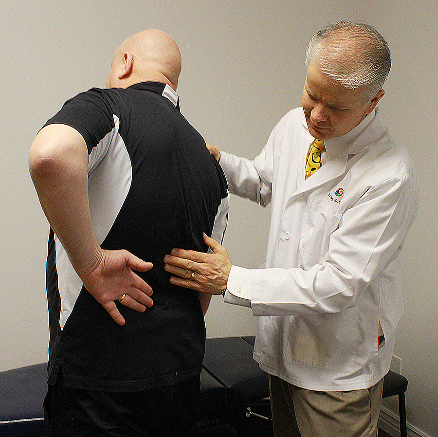 Lower Back Pain Assessment Twisting